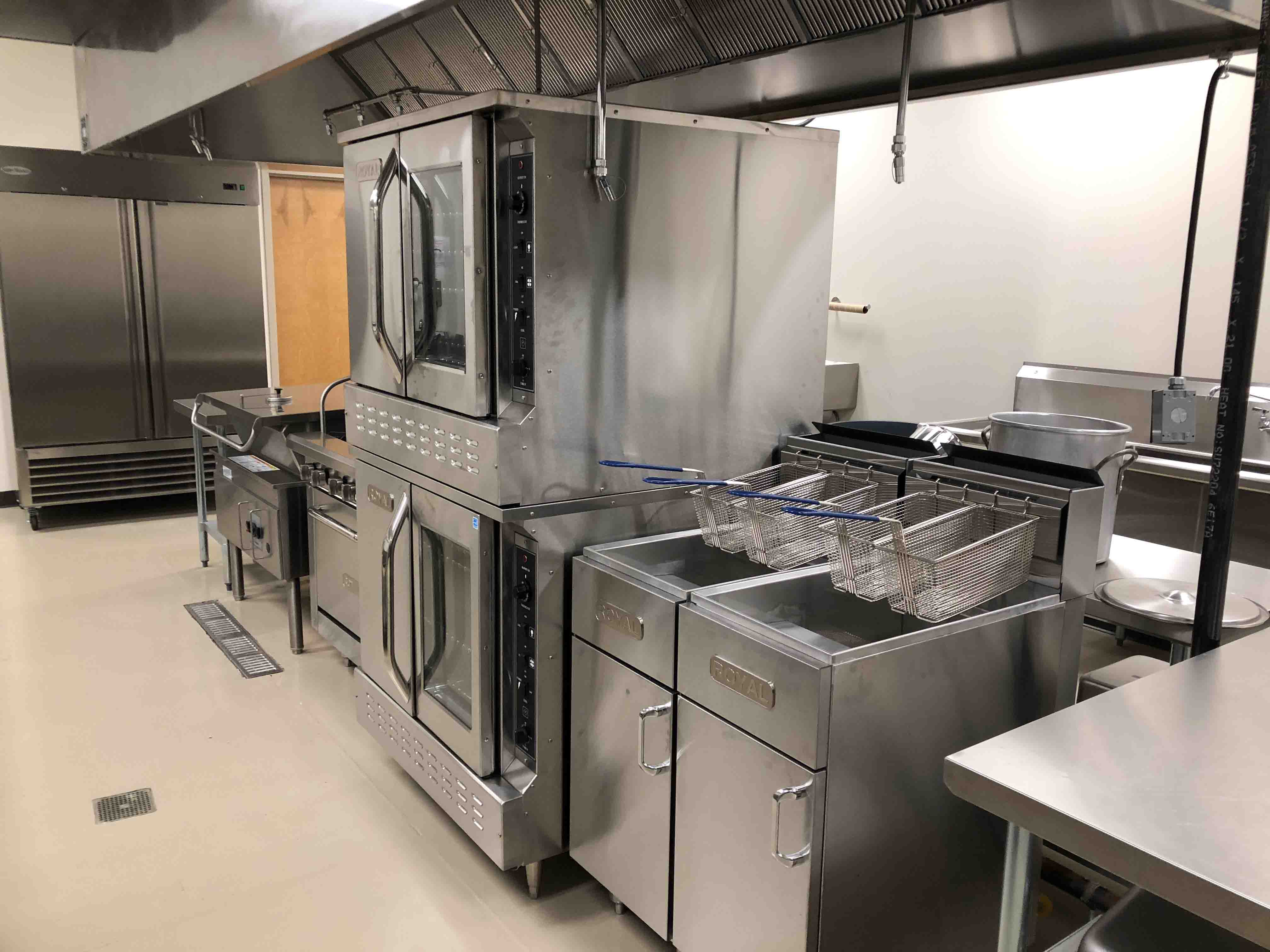 state of the art commercial kitchen - Commercial Kitchen